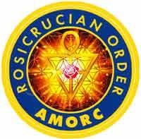 Rosicrucian Round Sticker